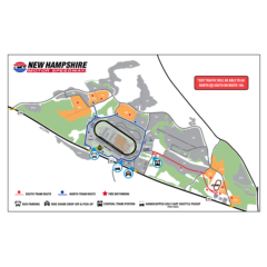 Foxwoods Resort Casino 301 Event Map