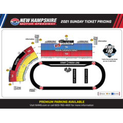 Foxwoods Resort Casino 301 Seating Chart - Sunday