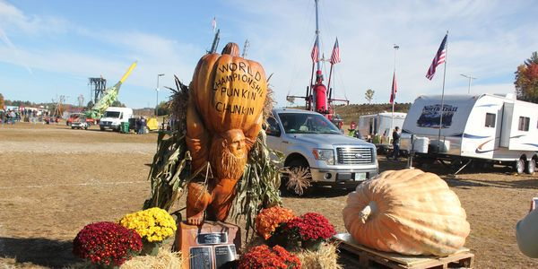 Extreme Chunkin returns to New Hampshire Motor Speedway on Oct. 14-15.