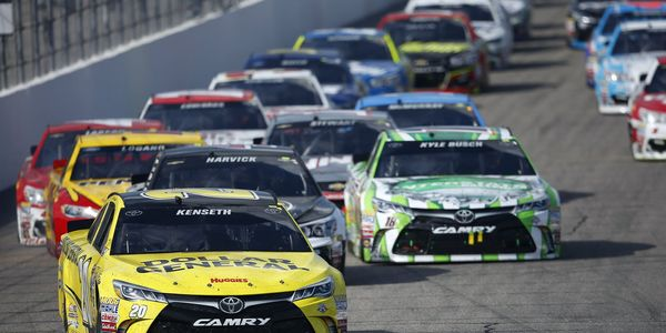 In coordination with NASCAR, race breaks and stage lengths have been set for all three national series, as officially announced on Thursday by New Hampshire Motor Speedway.