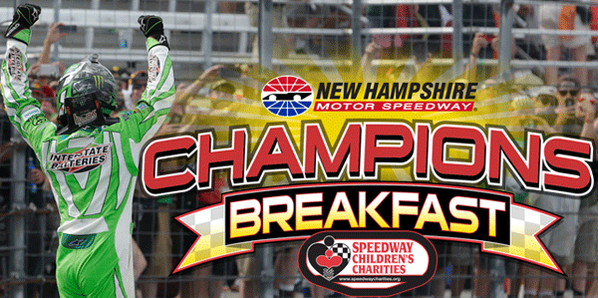 Champions Breakfast with Kyle Busch