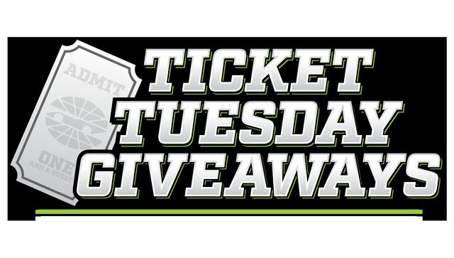 Ticket Tuesdays Logo