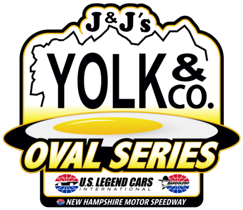 J&J's Yolk & Co. Oval Series logo