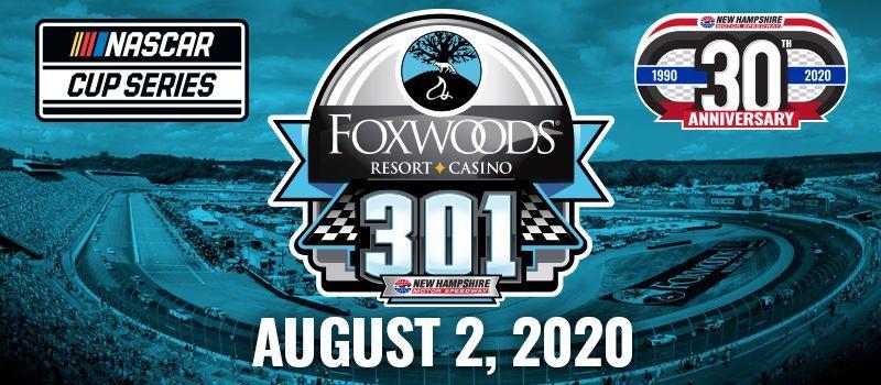 Foxwoods Resort Casino 301 August 2, 2020