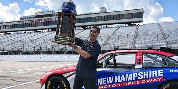 Brian Bell Wins Second Annual Media Racing Challenge
