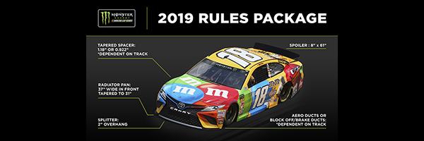 2019 Rules Package