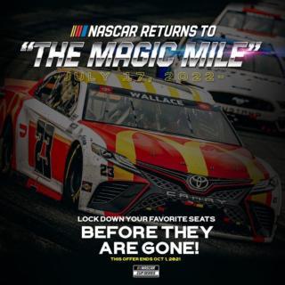 NASCAR Cup Series 2022 Thumbnail