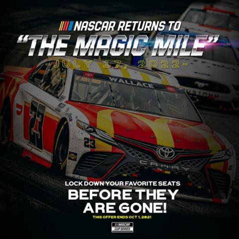 NASCAR Cup Series 2022