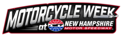 Motorcycle Week at NHMS Logo