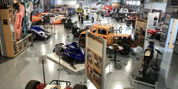 Inside NEMS Museum