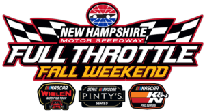 Full Throttle Fall Weekend Logo