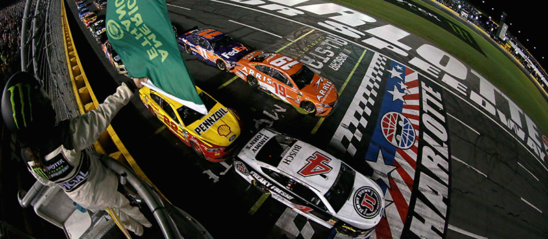 Charlotte Motor Speedway All-Star Race May 19, 2018
