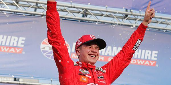 Christopher Bell Wins NASCAR Xfinity Series Lakes Region 200