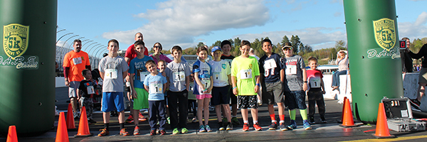 D.A.R.E. Classic 5K Road Race at New Hampshire Motor Speedway 2017