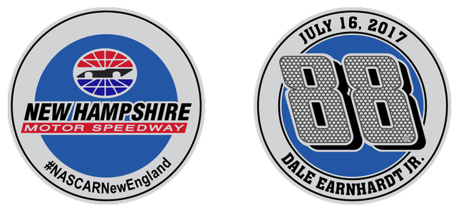 Dale Jr coin
