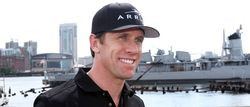 Carl Edwards made a series of stops in Boston, Mass., on Tuesday, June 6.