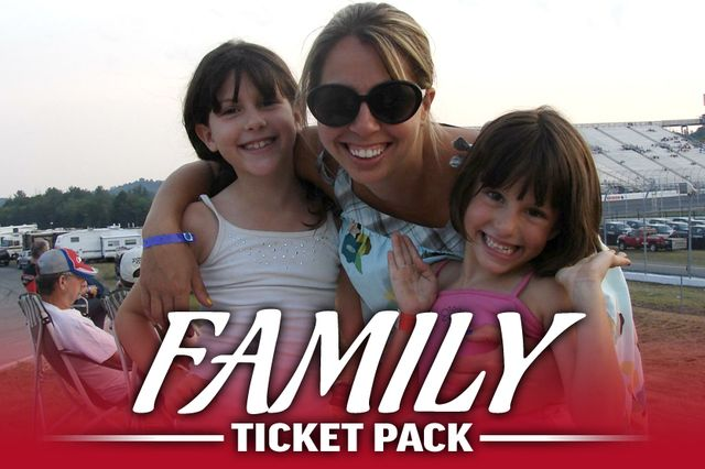 Family Ticket Pack