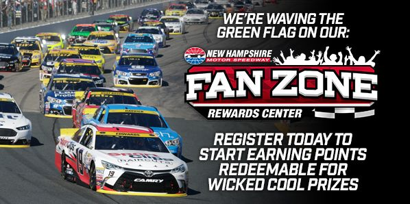 NHMS Fan Zone Rewards Center