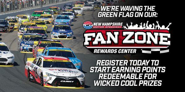 NHMS Fan Zone Rewards Center