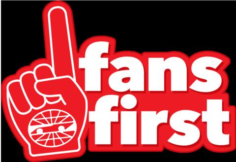 Fans First Logo 2021