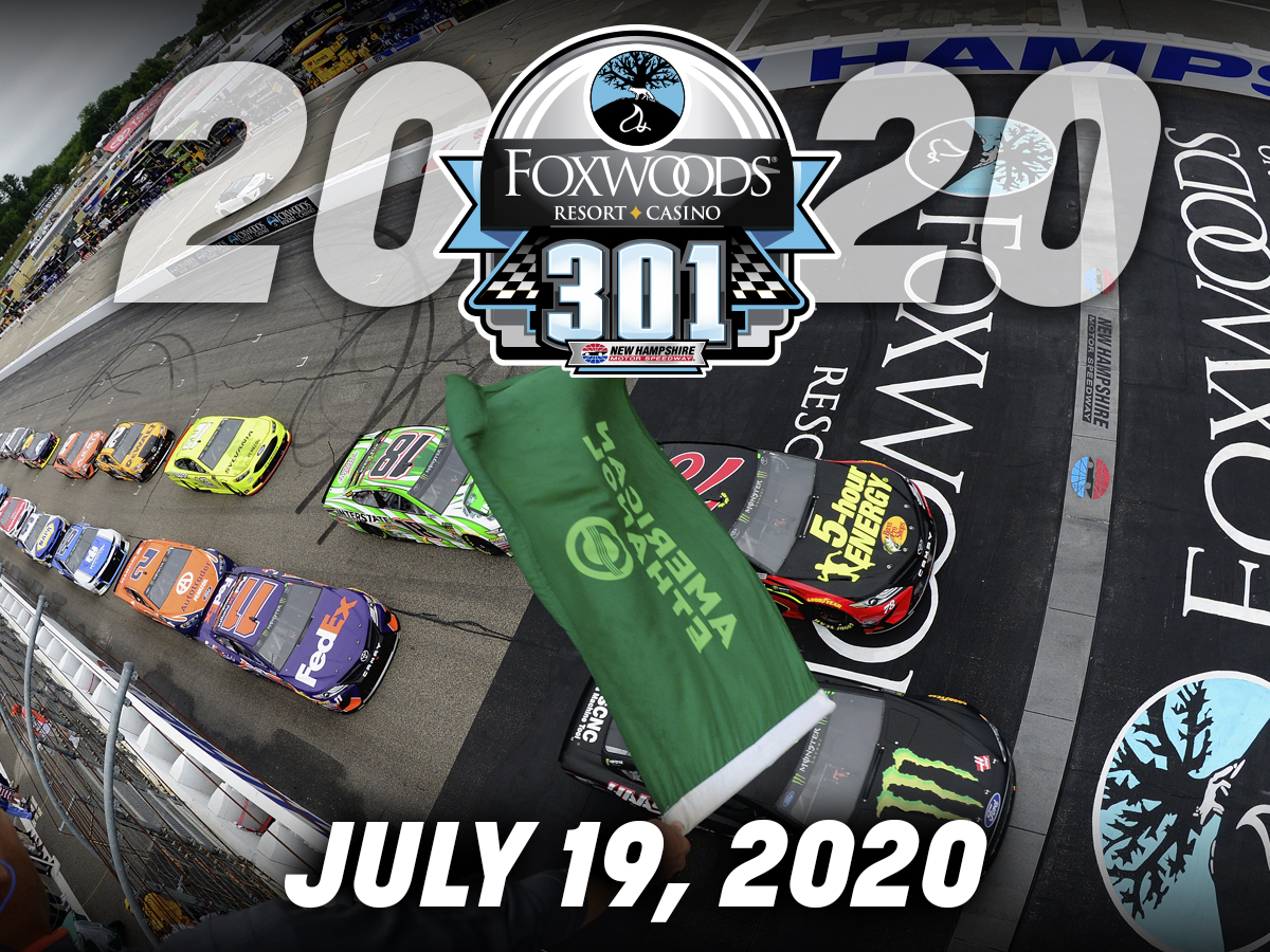 Nascar New Hampshire 2020 New England Race Fans Can Make Their Plans for the 2020 NASCAR