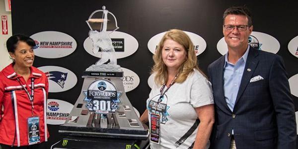 Foxwoods Resort Casino 301 Trophy Unveiled