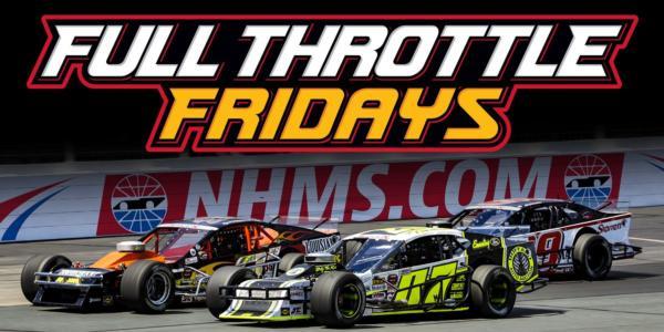 Full Throttle Fridays