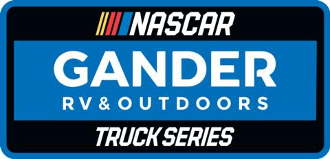 NASCAR Gander RV & Outdoors Truck Series logo