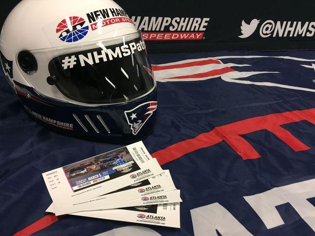 NHMS Helmet/AMS Tix