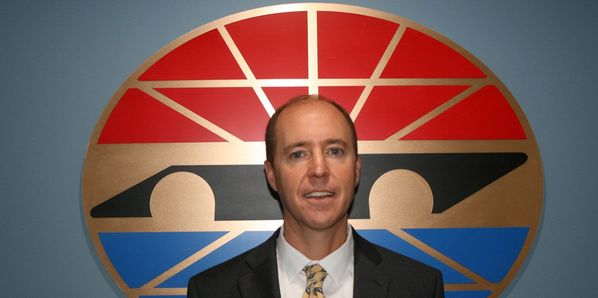 Jason Racine, vice president of operations and development for New Hampshire Motor Speedway.