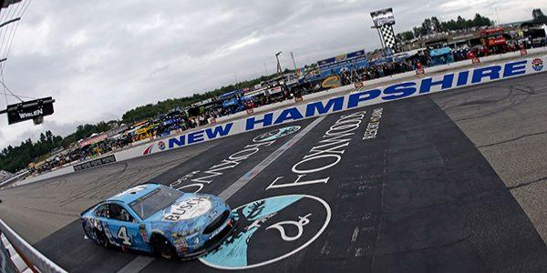 Kevin Harvick Wins the Foxwoods Resort Casino 301