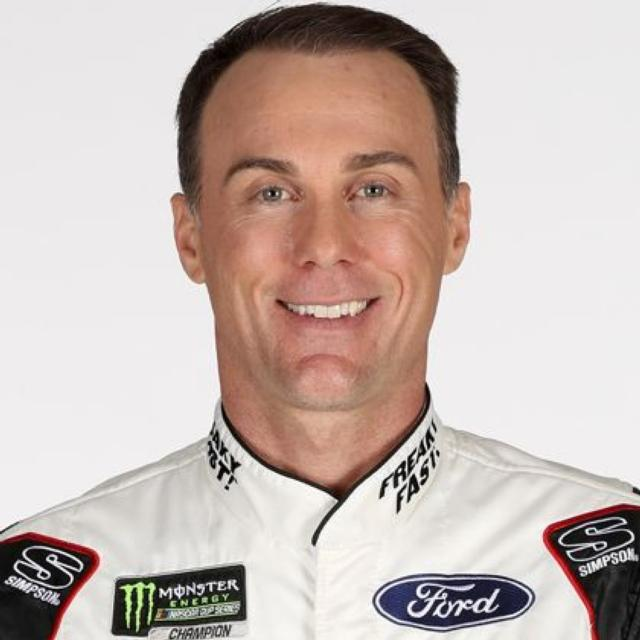 "Fans have voted Kevin Harvick as ""New England's Favorite NASCAR Driver."""