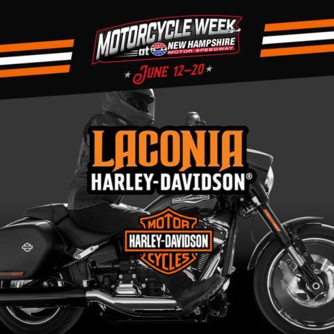 NHMS & Laconia Harley-Davidson 2021