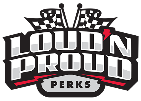 Loud'N Proud Perks