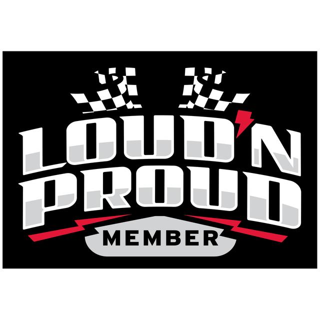 Loud'N Proud logo