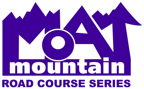 MOAT Mountain Road Course Series logo
