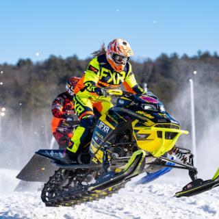 Snocross - N.H. State Trooper Janell Brown 021420 Thumbnail