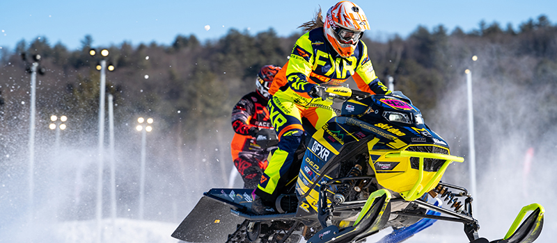 Snocross - N.H. State Trooper Janell Brown 021420