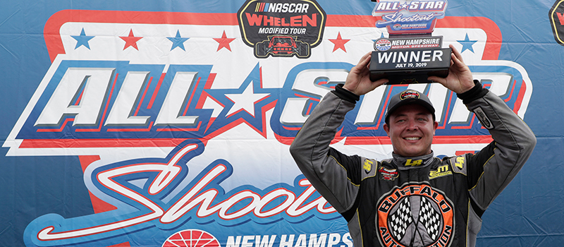 NWMT All Star Shootout Winner Patrick Emerling 071919