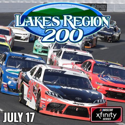 2021 NXS Lakes Region 200