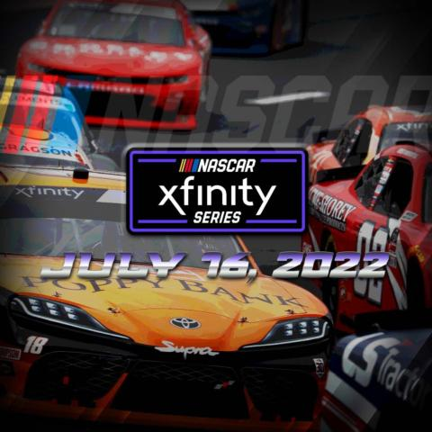 NASCAR Xfinity Series 2022