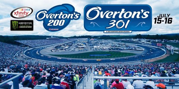 Marine and Watersports SuperStore to headline  Overton's 200 XFINITY Series race on July 15 and Overton's 301 Monster Energy NASCAR Cup Series race on July 16.