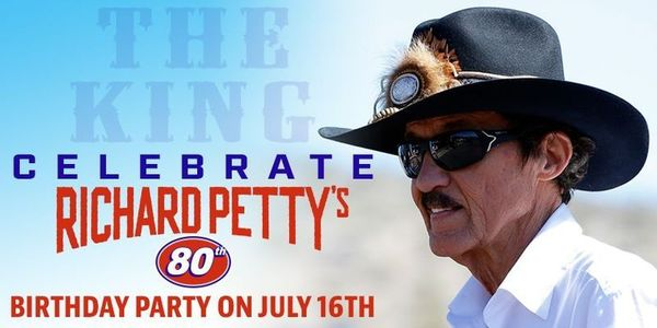 Richard Petty Birthday