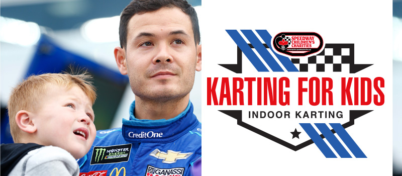 Speedway Children's Charities New Hampshire Chapter's Karting for Kids 2019