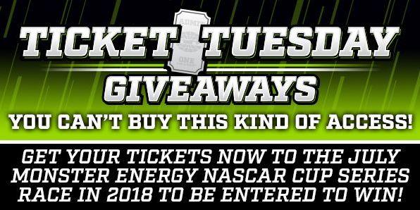 2018 Ticket Tuesdays