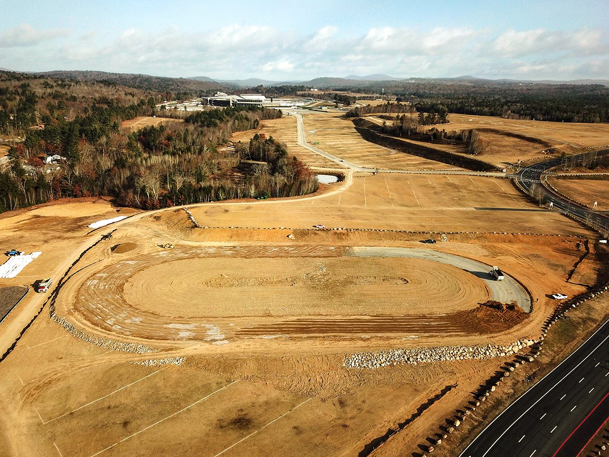 It is known simply as 'The Flat Track,' but when the green flag drops at New Hampshire Motor Speedway next spring, 'America's Original Extreme Sport' ...
