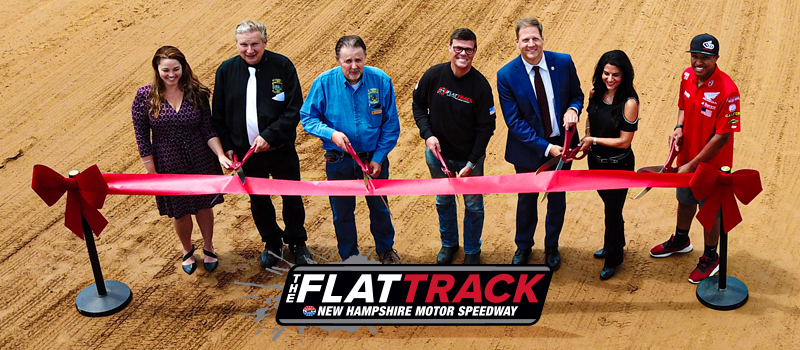 The Flat Track Ribbon-Cutting 2019