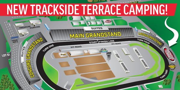 Trackside Terrace