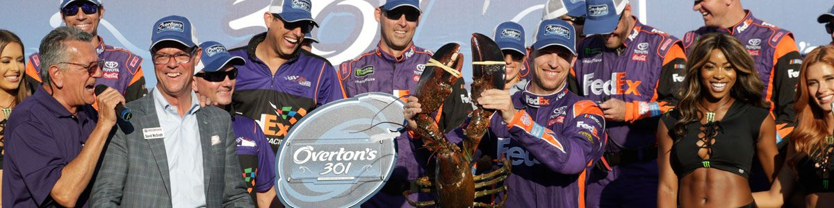 Race and Pole Winners Header