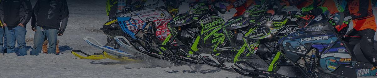 Snocross at The Flat Track Header